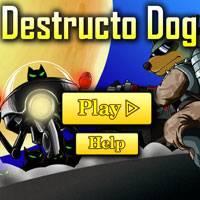 Игра Кошки против собак: Драки во дворах онлайн