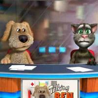 Игра Кот и собака онлайн