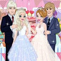 Игра Красивая свадьба онлайн