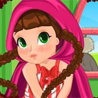 Игра Красная Шапочка онлайн