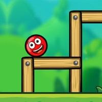 Игра Красный шар 3 онлайн