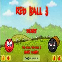 Игра Красный шар 4 онлайн