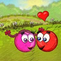 Игра Красный шар 2 онлайн