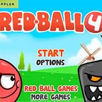 Игра Красный шар онлайн