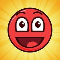 Игра Красный мяч онлайн