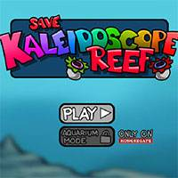 Игра Красочный риф онлайн