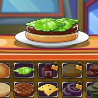 Игра Кухня папы онлайн