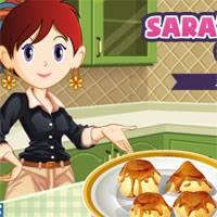 Кухня Сары: рождественский пудинг