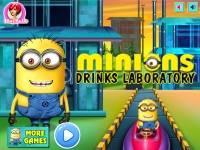 Игра Лаборатория миньонов онлайн