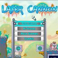 Игра Лазерная пушка онлайн