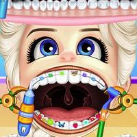 Игра Лечение зубов онлайн