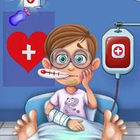 Игра Лечить людей онлайн