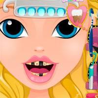 Игра Лечить зубы винкс онлайн