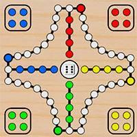 Игра Лудо на троих онлайн