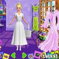 Игра Магазин одежды Барби онлайн