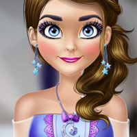 Игра Креативный макияж онлайн