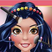 Игра Макияж для красотки онлайн