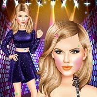Игра Макияж для церемоний онлайн