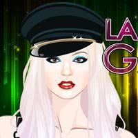 Игра Макияж Леди Гаги онлайн