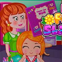 Игра девушка шалунья играть