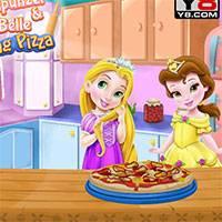 Игра Маленькие принцессы готовят онлайн