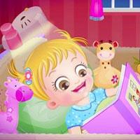 Игра Малышка Барби онлайн