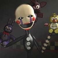 игра марионетка аниматроник играть онлайн бесплатно