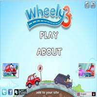 Игра Машинка Вилли онлайн