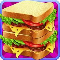 Игра Мастер бутербродов онлайн