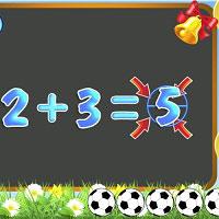 Игра Математика 1 класс онлайн