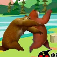 Игра Медведи соседи онлайн