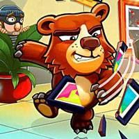 Игра Медведи онлайн