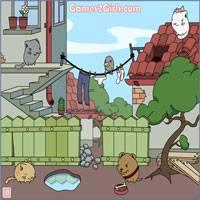 Игра Мяусим катавасия 2 онлайн
