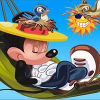 Игра Микки Маус пазлы онлайн