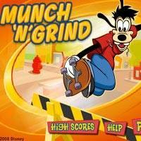 Игра Микки Маус и друзья на скейте онлайн