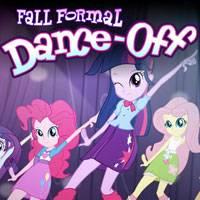Игра Милая пони игры: Танцы онлайн