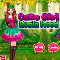 Игра Милый Робин Гуд онлайн