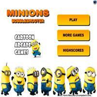 Игра Миньоны онлайн