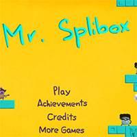 Игра Мистер Сплибокс онлайн