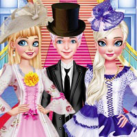 Игра Мода Викторианской Эпохи онлайн