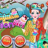 Игра Модница Хариюки онлайн