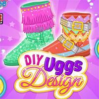 Игра Модный дизайнер обуви онлайн