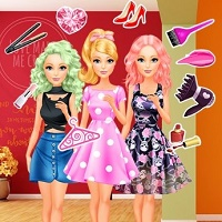 Игра Модный стиль онлайн