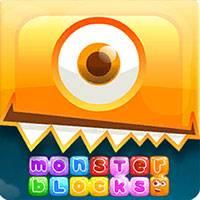 Игра Монстр блоки онлайн