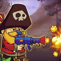 Игра Монстры и пираты онлайн