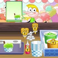 Игра Мороженое папы онлайн