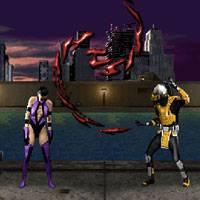 Игра Мортал комбат: Смешные моменты онлайн