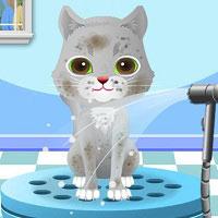 Игра Мыть животных онлайн