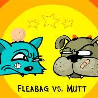 Игра Кот и собака на двоих онлайн