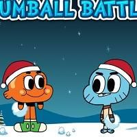 Гамбол снежная битва 3